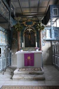 Altar aus dem ? Jahrundert