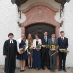 Konfirmation Großbothen