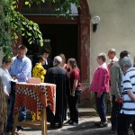 Gottesdienst mit dem Leipziger Missionswerk