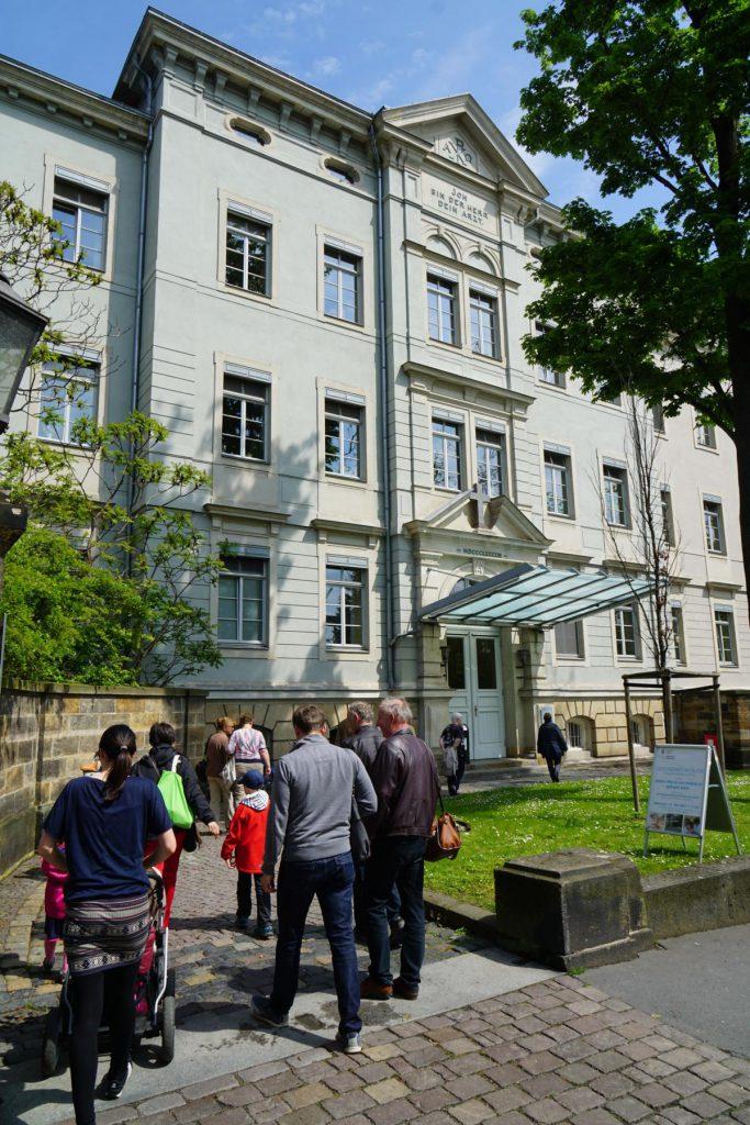 Hostienbäckerei - Diakonissenkrankenhaus Dresden