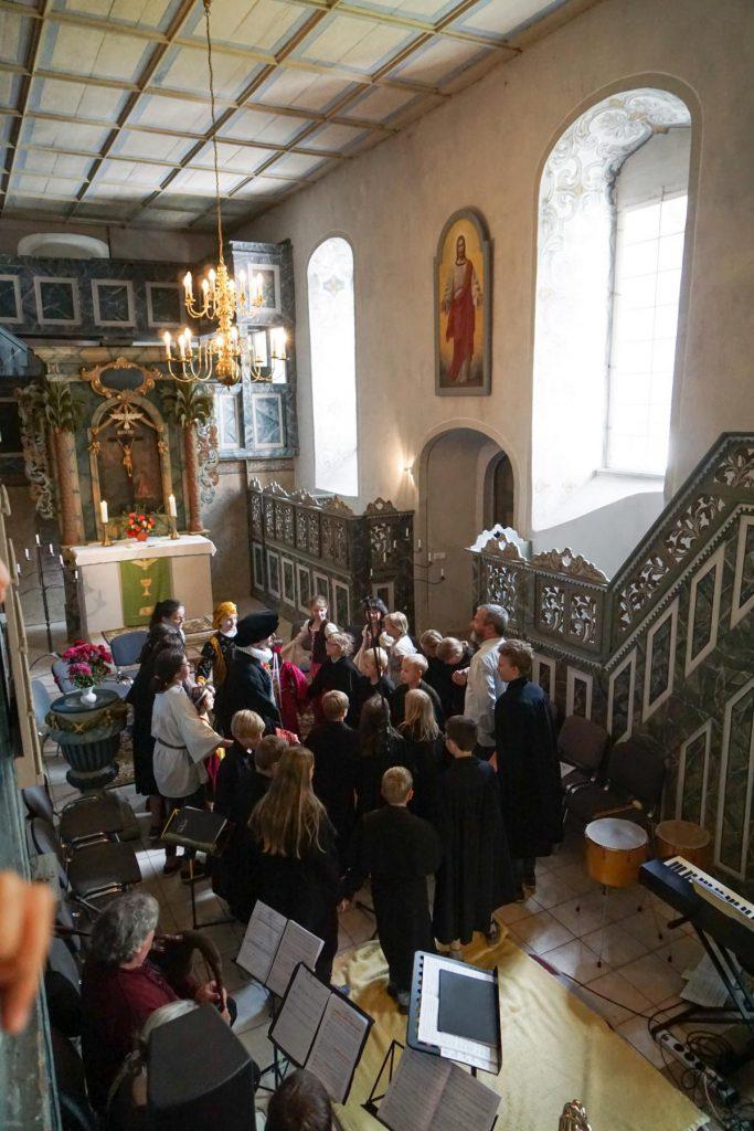 Kindermusikal Luthers Kinder