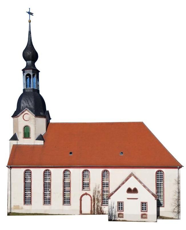 Kirche Schönbach